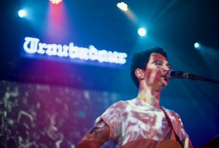 Lukas Frank Fills The Troubadour With Shoegaze Vibes [REVIEW+PHOTOS]