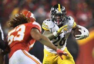 Steelers beat Chiefs in AFC Playoffs