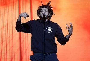 """J. Cole Surprises Fans With New Song """"High For Hours"""""""