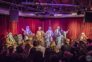 With Tinariwen, The Desert Blues Have Never Sounded More Empowered [REVIEW+PHOTOS]