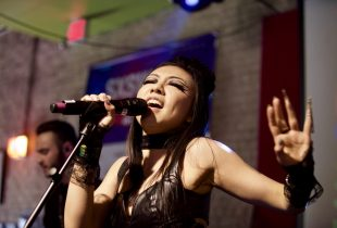 Fifi Rong's Voice Is The Calm Above The Sonic Storm [PHOTOS+REVIEW]