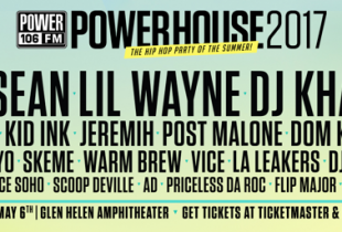 Big Sean, Dj Khaled, & Lil' Wayne to Headline Powerhouse 2017