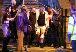Panic and Death at Ariana Grande Concert in Manchester
