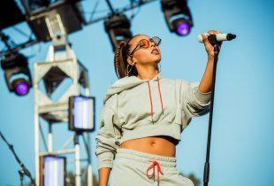 Tinashe Was Perfection At Hard Summer 2017 [PHOTOS]